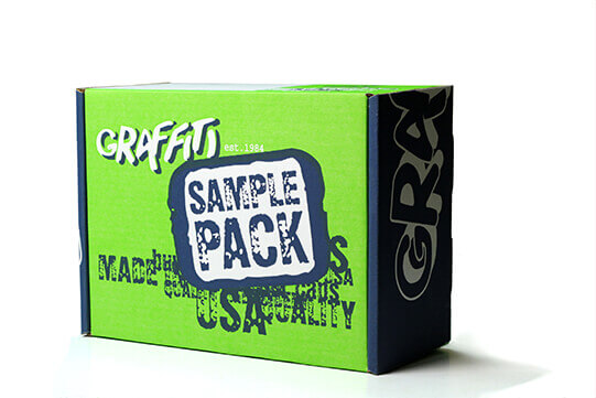 Graffiti Sample Pack